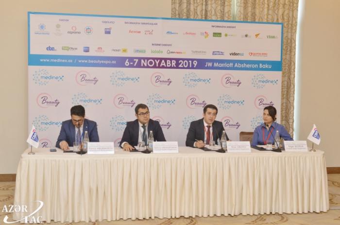 Azerbaijan International Medical Innovations Exhibition kicks off in Baku