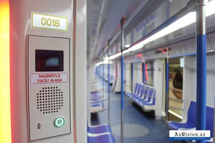 """Metronun """"Bənövşəyi xətti"""" Qaraçuxura çatdırılacaq"""