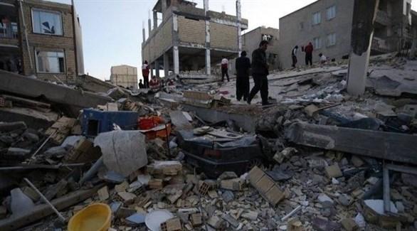 5 قتلى و120 جريحاً في زلزال بإيران