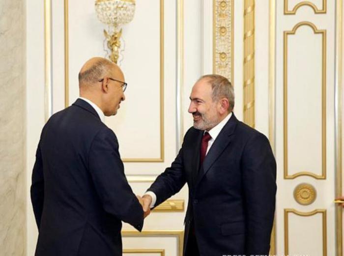 Paşinyan azərbaycanlı jurnalistlərin səfərindən danışdı