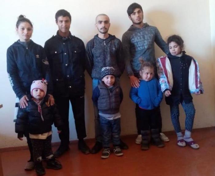 Qanunsuz yolla Gürcüstana keçmək istəyən 8 nəfər tutuldu