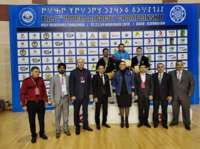 Azərbaycan komandası dünya çempionatının qalibi oldu