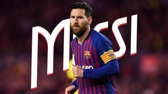 Lionel Messi ilin ən yaxşısı seçildi