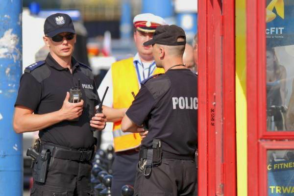 Polish authorities arrest two people suspected of planning anti-Muslim attack