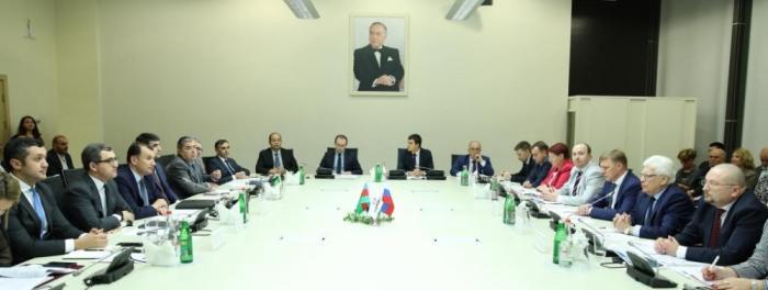 Azerbaiyán y Rusia pretenden ampliar la cooperación económica