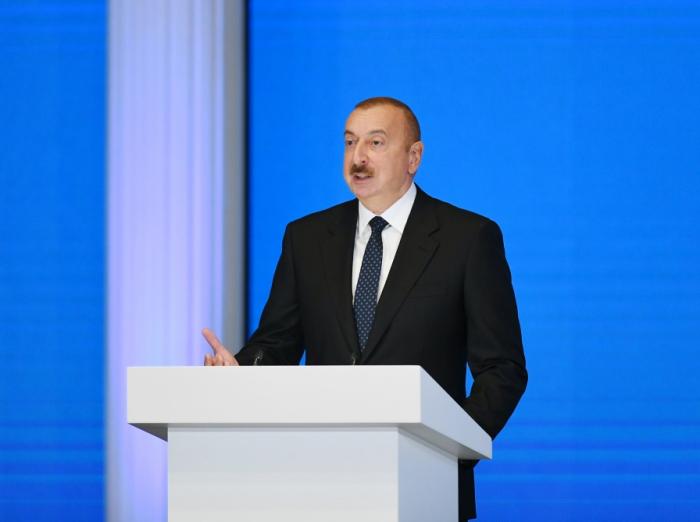 """İlham Əliyev: """"2003-cü il prezident seçkilərində təmiz qələbə qazanmışdım"""""""