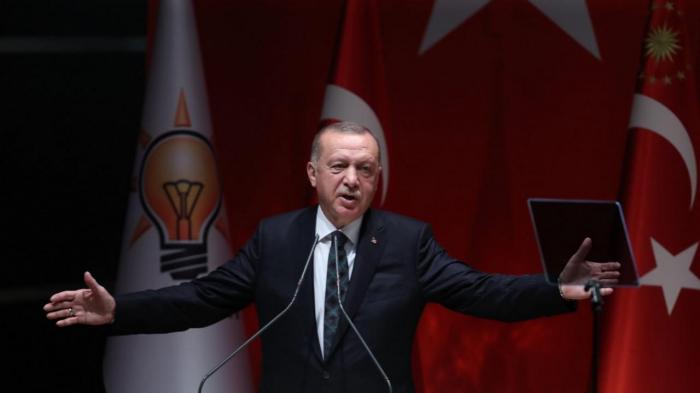 Erdogan affirme que la Turquie a arrêté la femme de d