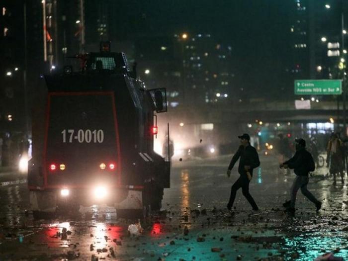 Kolumbiyadakı terrorda 3 polis həlak olub