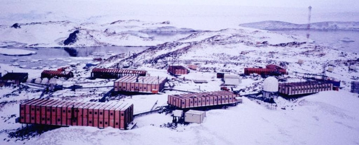 42 Researchers are currently stranded in Antarctica after a supply ship broke down