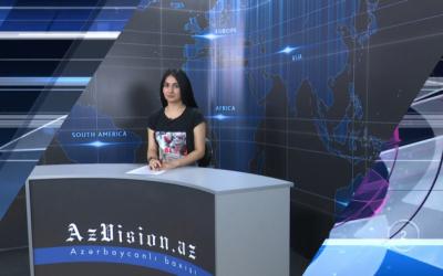أخبار الفيديو باللغة الالمانية لAzVision.az-  فيديو(08.11.2019)
