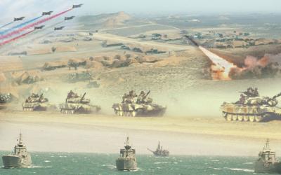 سيقام بإجراء تدريب عملي على نطاق الجيش الأذربيجاني