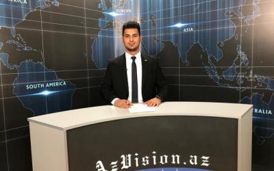أخبار الفيديو باللغة الالمانية لAzVision.az-  فيديو( 14.11.2019)
