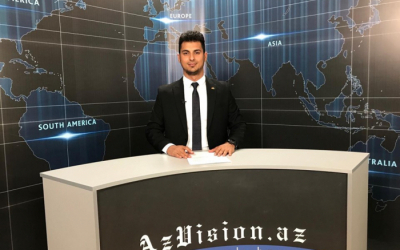 أخبار الفيديو باللغة الالمانية لAzVision.az-  فيديو( 20.11.2019)