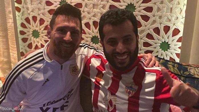 تركي آل الشيخ مع ميسي.. وفيديو لحفاوة اللقاء