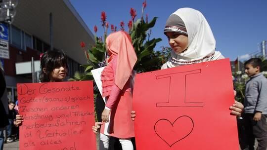 دعوات ألمانية لحظر الحجاب في المدارس