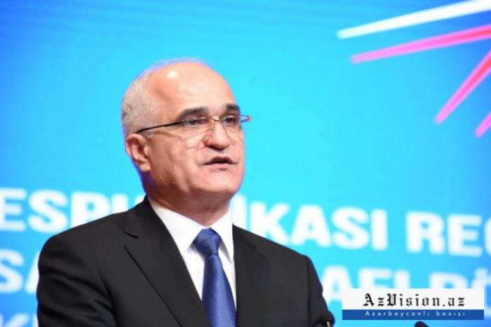 Şahin Mustafayev sədr təyin edildi - Sərəncam