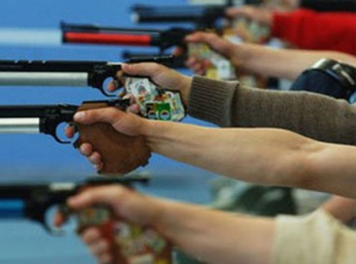 Azerbaijani shooters bring home three medals from Tbilisi