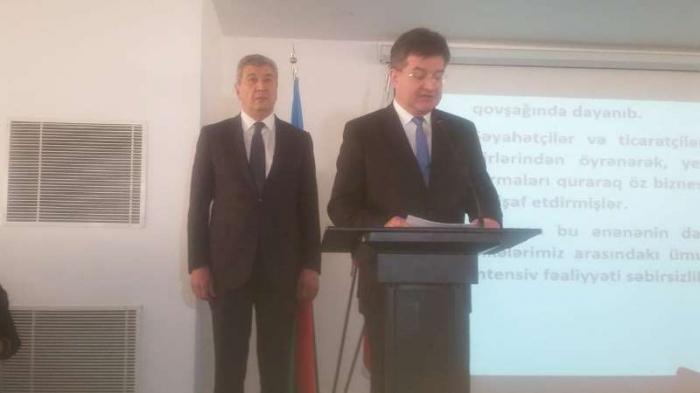 Slovak embassy opened in Baku