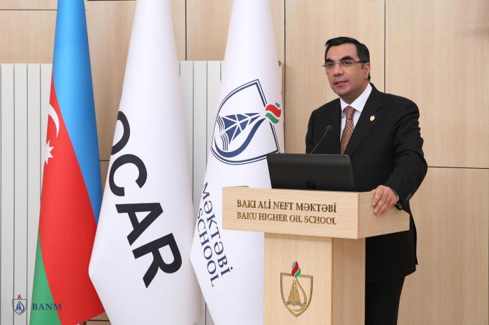 Office of Erasmus+ & International Programs opens in Baku Higher Oil School