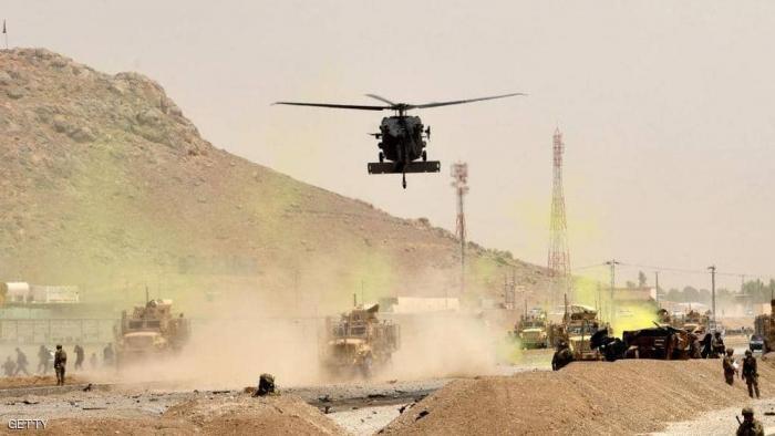 مقتل جنديين أميركيين في تحطم طائرة هليكوبتر بأفغانستان