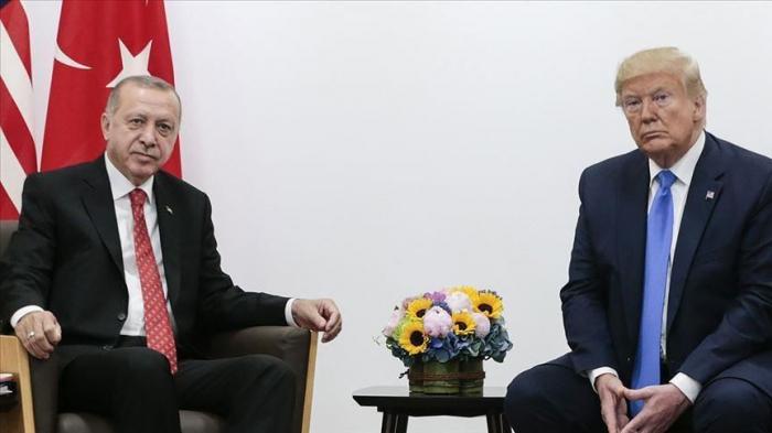 Rencontre entre Trump et Erdogan à Washington le 13 novembre