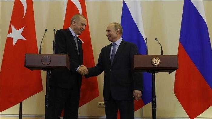 Source de Paix / Accord de Sotchi : Erdogan et Poutine réitèrent leur engagement