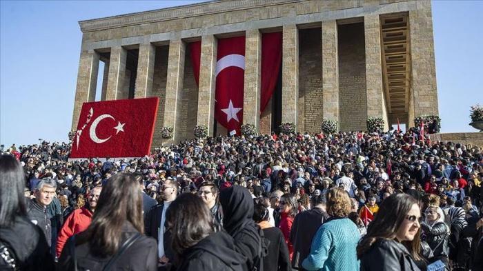 La Turquie commémore le 81ème anniversaire de la mort d
