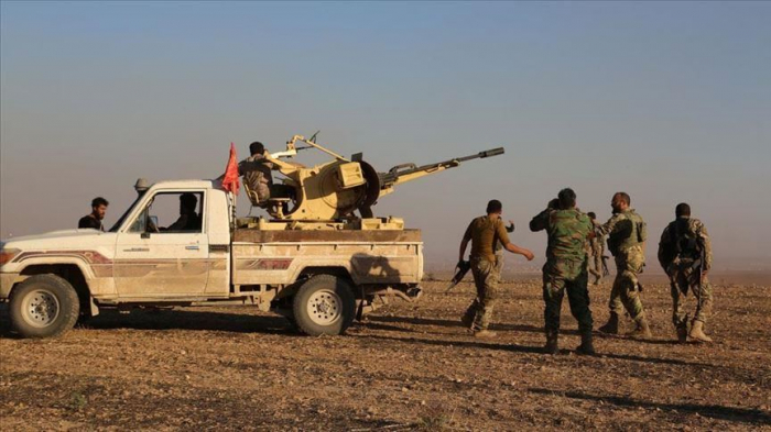 Syrie :   198 soldats de l