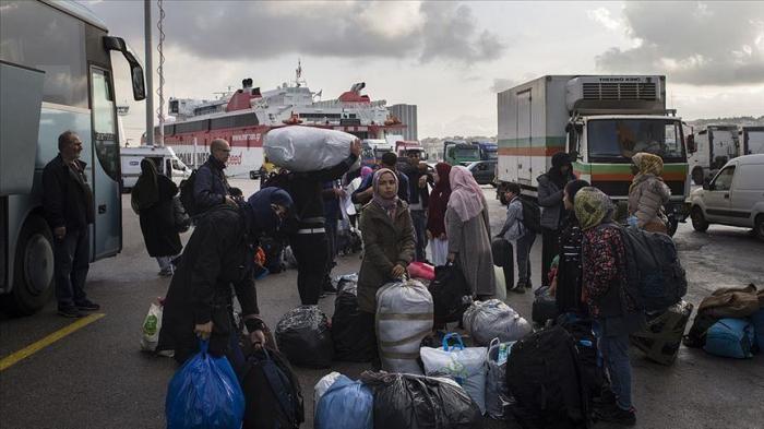 Turquie :   727 migrants interceptés avant de passer en Europe