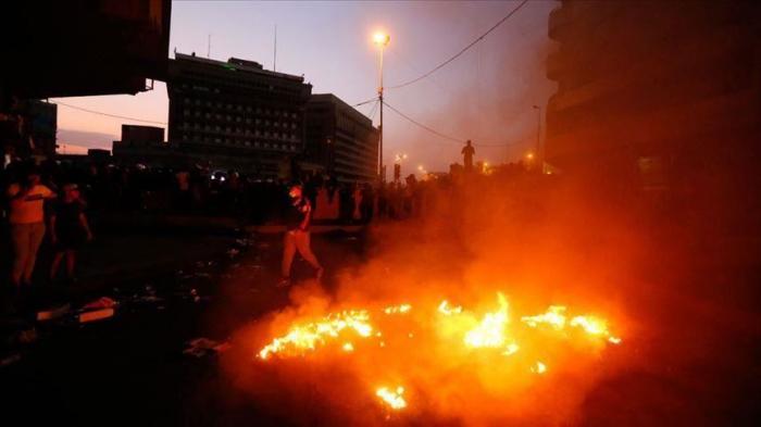 Irak : attentat à la voiture piégée dans le centre de Bagdad,   4 manifestants tués