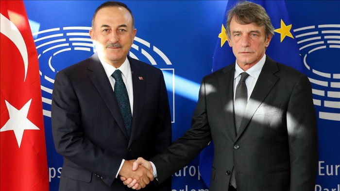 "Turquie/UE: Cavusoglu dénonce ""l"