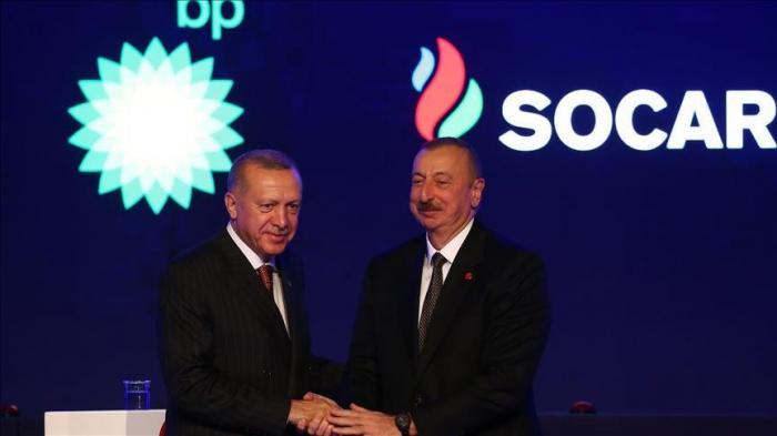 Erdogan : Le gazoduc Tanap est un projet de paix régional