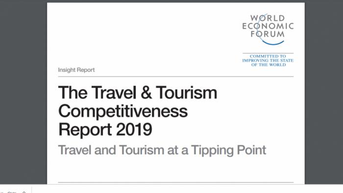 Se publica el Índice de Competitividad Turística de los países