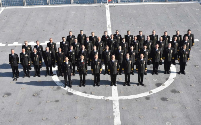 Turkey launches large-scale naval exercises