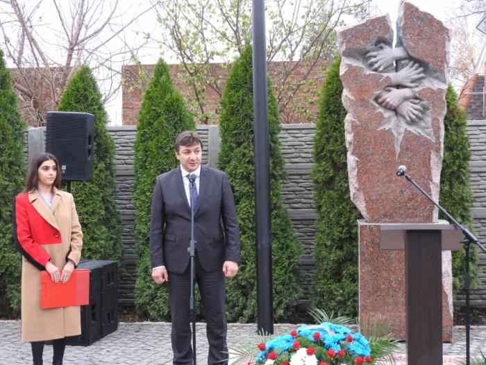 Se inaugura el primer Centro de Cultura e Información de Azerbaiyán en Ucrania