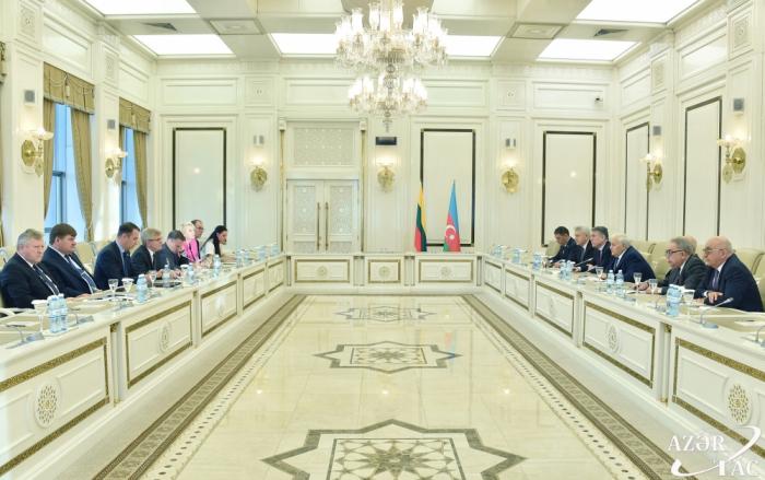Ogtay Asadov:  Las relaciones entre Azerbaiyán y Lituania entran en una nueva etapa