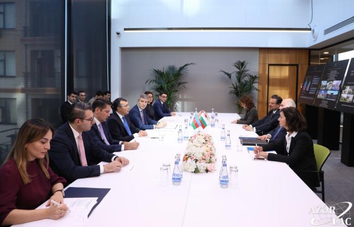 Azerbaiyán y Bulgaria firman un acuerdo de seguro de pensiones