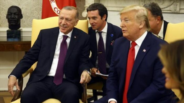Ərdoğan və Tramp Ağ Evdə nələrdən danışdı? - Görüşün detalları (VİDEO)