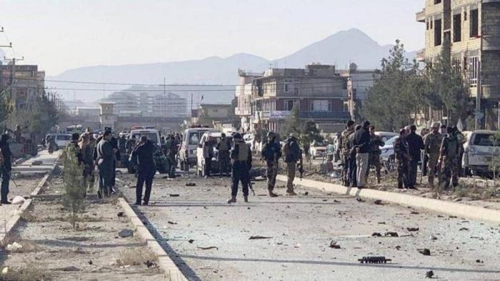 7 قتلى بانفجار سيارة ملغومة في كابل