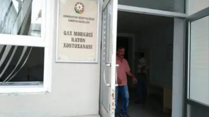 58 yaşlı kişi qoz ağacından yıxılaraq ağır xəsarət alıb