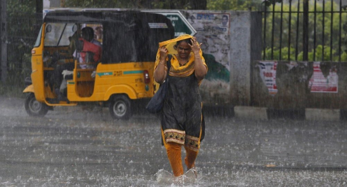 Fifteen people feared dead amid heavy rainfall in Southern India