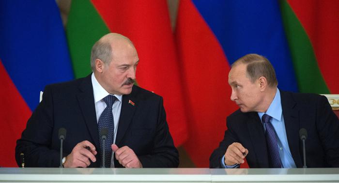 Lukaşenko Soçiyə getdi