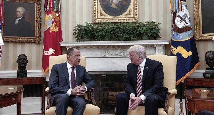Lavrov et Trump discutent gaz et Nord Stream 2 après les annonces de sanctions américaines