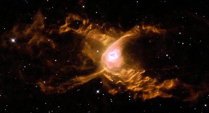 Une planète a été littéralement dissoute par son étoile