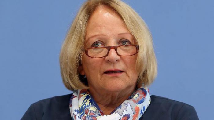 Ex-Bundesministerin kritisiert Gangsta-Rap
