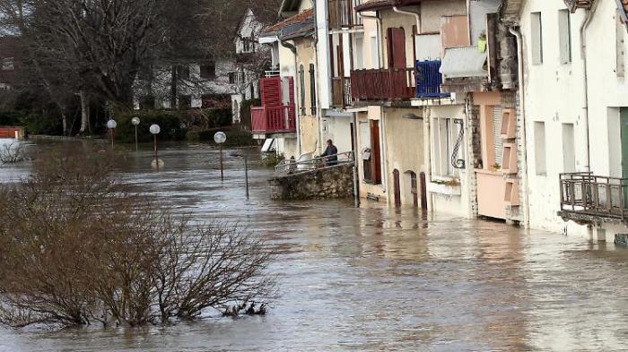 Zwei Tote bei Unwetter in Südfrankreich