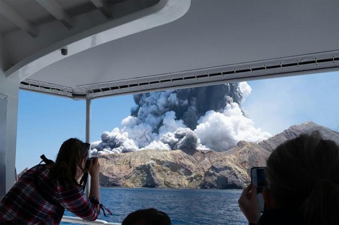 Eruption d