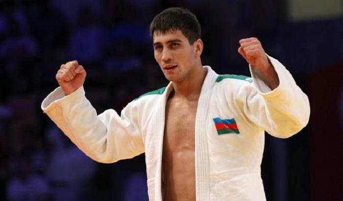 Rüstəm Orucov Çində bürünc medal qazandı