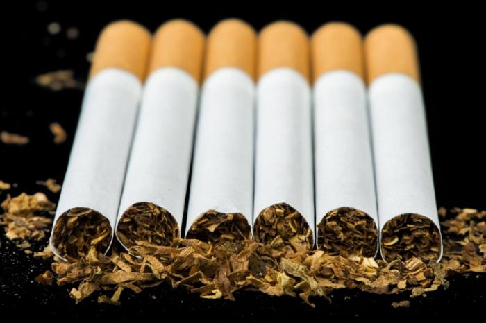 Tütün məmulatlarının istehsalı 55,7 faiz artıb