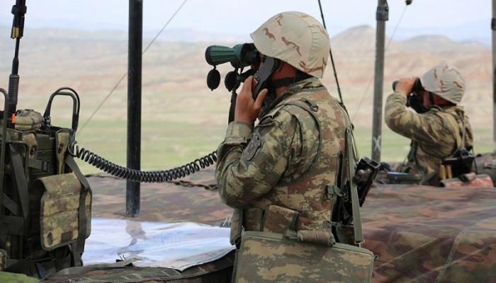 Naxçıvan Qarnizonu qoşunlarında təlim-metodiki toplantı keçirildi - VİDEO